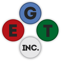 Logo / Identity for EGT, INC. (Electronic Gaming Therapy)